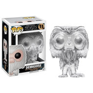Funko Pop! Fantastic Beasts: Invisible Demiguise - Filmspullen.nl