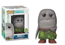 Funko Pop! Moana: Maui Shark Head [Spring Convention Exclusive] - Filmspullen.nl