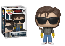 Funko Pop! Stranger Things: Steve with sunglasses - Filmspullen.nl