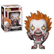 Funko Pop! It: Pennywise with Spider Legs - Filmspullen