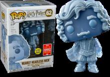 Funko Pop! Harry Potter: Nearly Headless Nick [SDCC 2018] - Filmspullen.nl