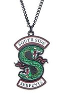 Riverdale Southside Serpents logo ketting - Filmspullen.nl