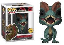 Funko Pop! Jurassic Park - Dilophosaurus [Chase] - Filmspullen.nl