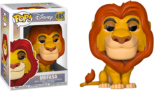 Funko Pop! Disney: The Lion King - Mufasa - filmspullen.nl