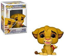 Funko Pop!  Disney: Lion King - Simba - filmspullen.nl