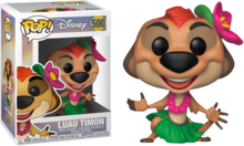 Funko Pop! Disney: The Lion King - Luau Timon - filmspullen.nl
