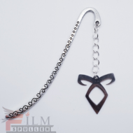 Shadowhunters: The Mortal Instruments rune boekenlegger - filmspullen.nl