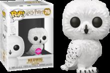 Funko Pop! Harry Potter: Hedwig [Flocked] [Exclusive] - filmspullen.nl