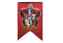 Harry Potter Gryffindor vlag - Filmspullen