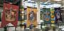Harry Potter vlaggen - Filmspullen